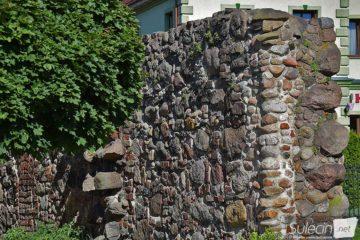 Mur miejski Sulęcin