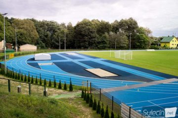 Stadion Ożoga Sulęcin