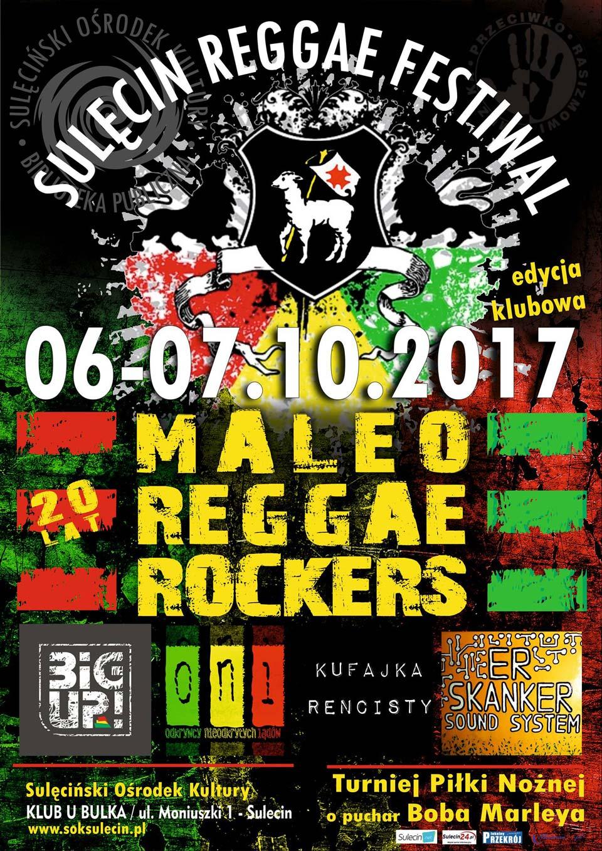 Sulęcin Reggae Festiwal 2017