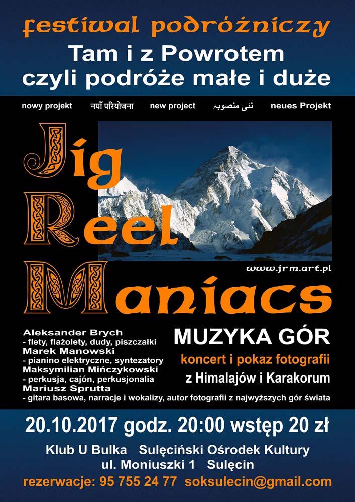 Festiwal Podróżniczy w Sulęcinie