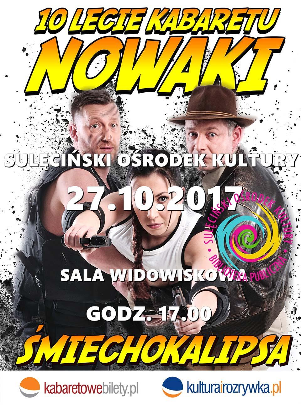 Kabaret Nowaki Sulęcin