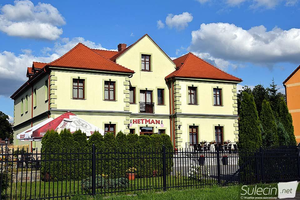 Budynek Lenna Zamkowego Sulęcin