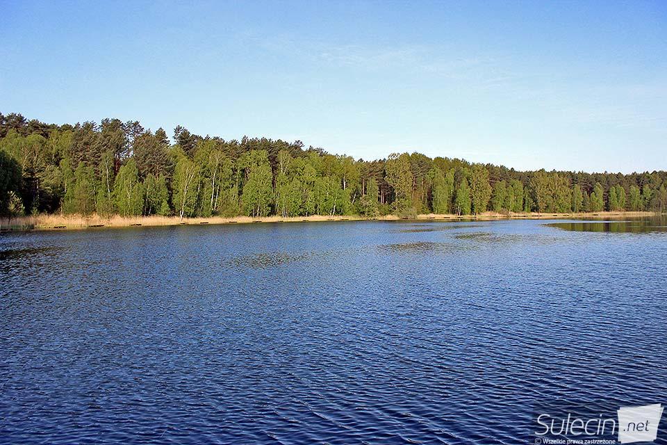 Jezioro Ostrowskie Sulęcin