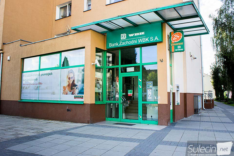Bank BZ WBK Sulęcin