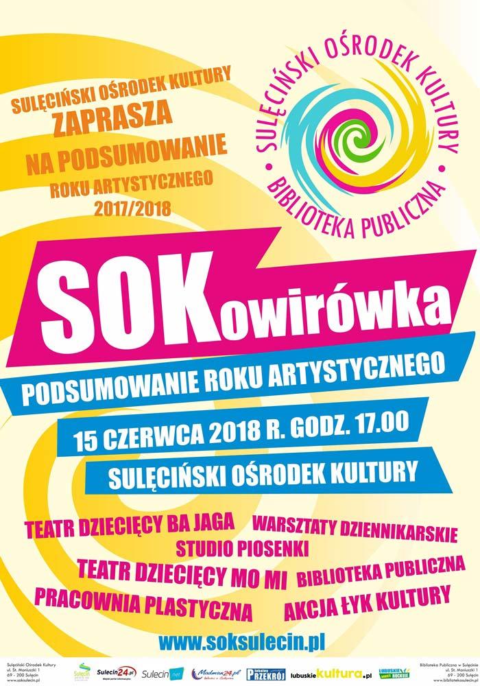 Sokowirówka Sulęcin 2018